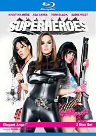 Pornstar Superheroes - (2 DVD Set) (blu-Ray) (114255.99)