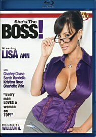 She'S The Boss! (blu-Ray) (121103.98)