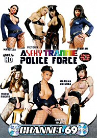 A Sexy Trannie Police Force (132032.3)