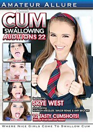 Cum Swallowing Auditions 22 (140795.5)