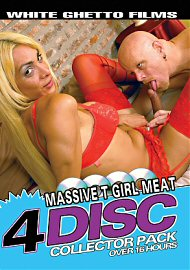 Massive T Girl Meat Collector Pack (4 DVD Set ) (2018) (168850.4)