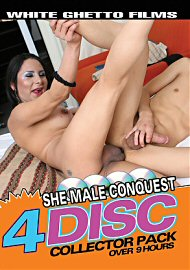 She Male Conquest Collector Pack (4 DVD Set) (2019) (179634.3)