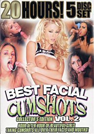 Best Facial Cumshots 2 - 20 Hours (5 DVD Set) (187968.7)