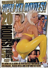 Super Sex Movies 1 - 20 Hours (5 DVD Set) (187978.5)