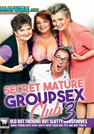 Secret Mature Groupsex Club 3 (2020) (194665.7)