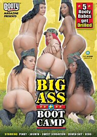 Big Ass Boot Camp (out Of Print) (82286.36)