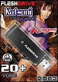 20+ Katsuni and Friends Videos on 4gb usb FLESHDRIVE&8482; (112494)