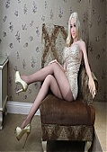 Christine Life-Size Realistic Full Body Sex Doll (184531.5)