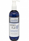 Titanmen Hydro Play Water Based Lubricant Glide 8 Ounce Pump (186852.9)